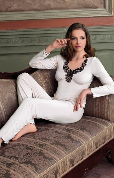 Pyjama Grace - cappuccino